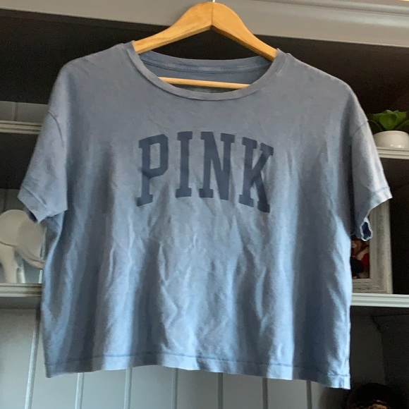 ❤️ PINK soft cropped tee